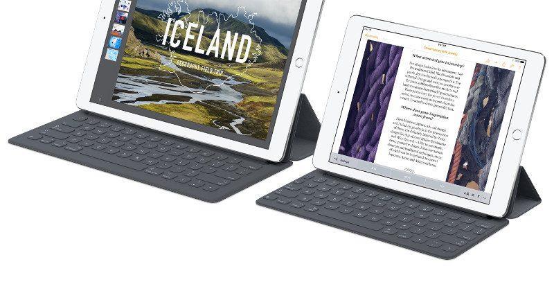 iPad Pro Smart Keyboard gets Arabic, Italian, British