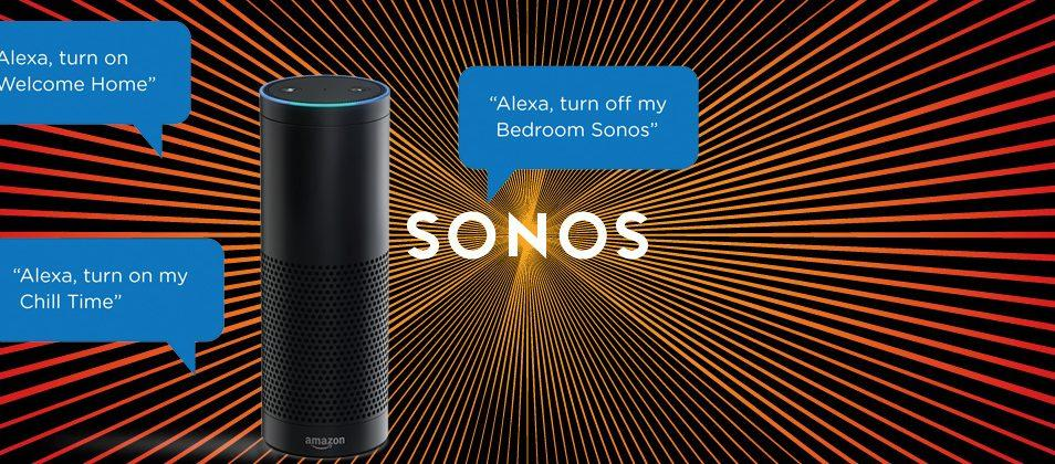 Sonos Amazon Alexa team-up official: Beta this year