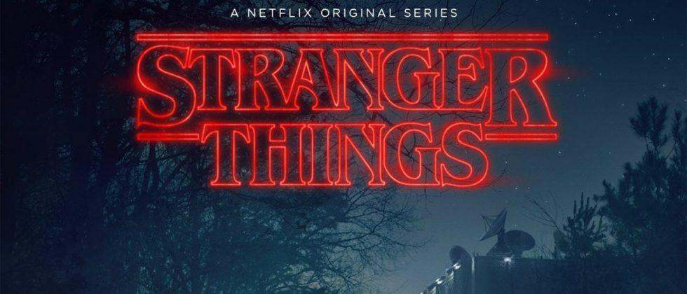 Stranger Things featured in Netflix's first 360-degree video