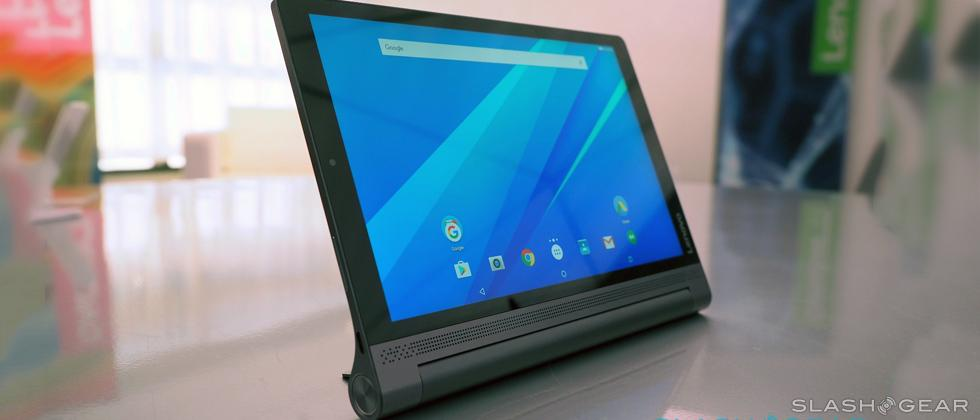 Lenovo Yoga Tab 3 Plus first impressions : Right in-between