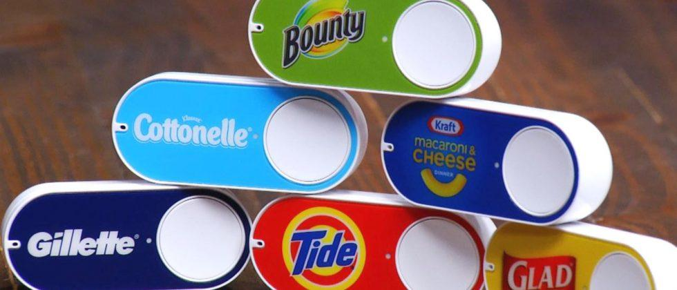 Amazon Dash Buttons come to Europe in first expansion outside US