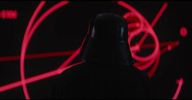 Rogue One Trailer: Yes, Darth Vader is in it