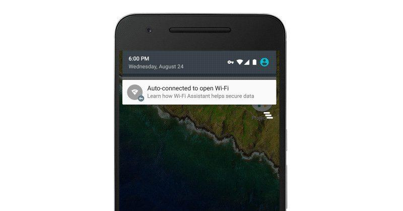 Nexus smartphones to get Project Fi Wi-Fi Assistant feature