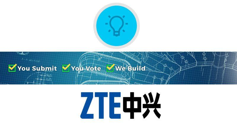 ZTE's Project CSX wants to make a crowdsourced mobile device