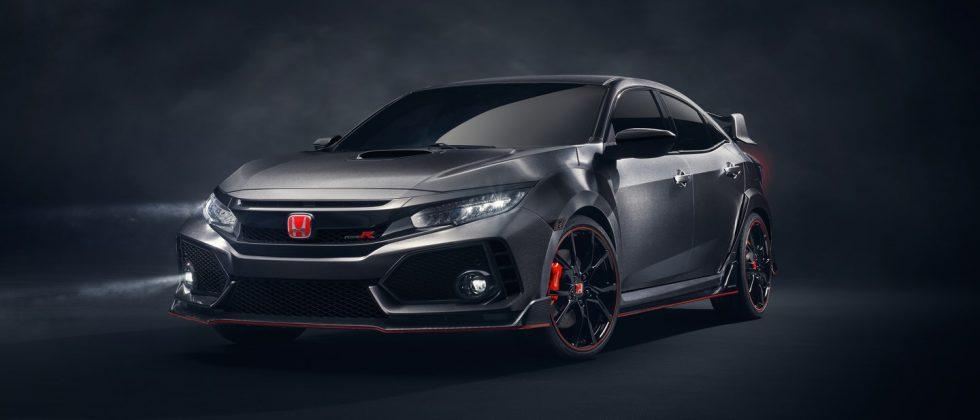 Honda's next-generation Civic Type R is coming to the US