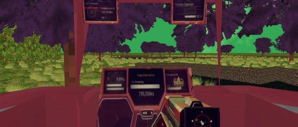 Now you can play No Man's Sky as a Doom mod