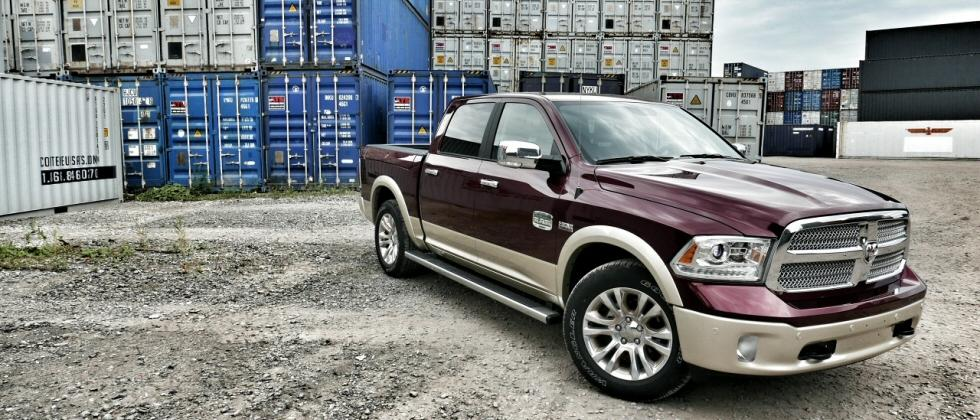 The 2016 Ram 1500 takes on 3 Pickup Rivals in Full-Size Truck showdown