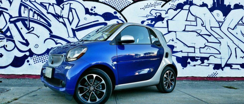 Smart will offer EV option on every car model in 2017