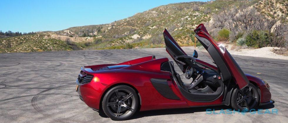 The need-to-know on McLaren, Apple's potential auto savior