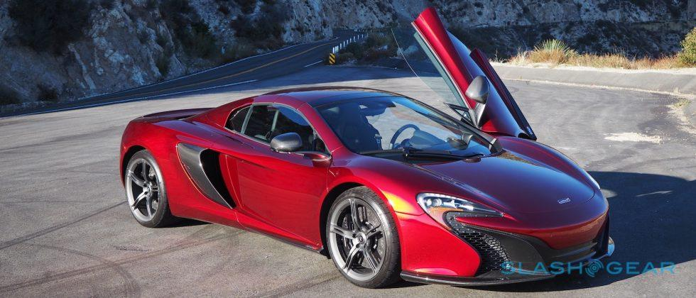 "Apple may buy McLaren to get ""Project Titan"" back on track"