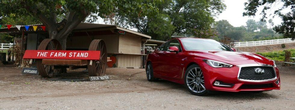 2017 Infiniti Q60 First Drive: Seeing Red
