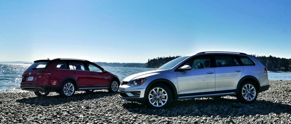 2017 Volkswagen Golf Alltrack First Drive: Almost-SUV fills in VW's gaps
