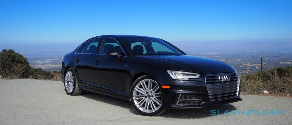 Audi Breaks Luxury Ranks With Unusual 2017 A4 Manual