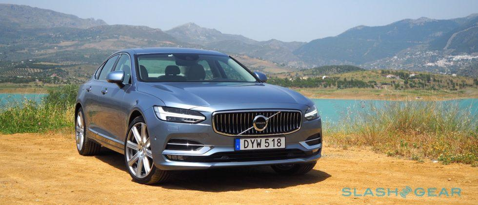 Volvo and auto safety firm team on self-driving car tech spin-off