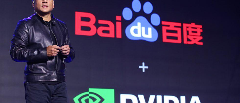 NVIDIA and Baidu team up for autonomous car AI platform