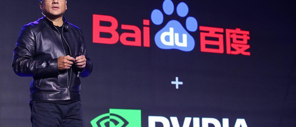 NVIDIA and Baidu team up for autonomous car AI platform