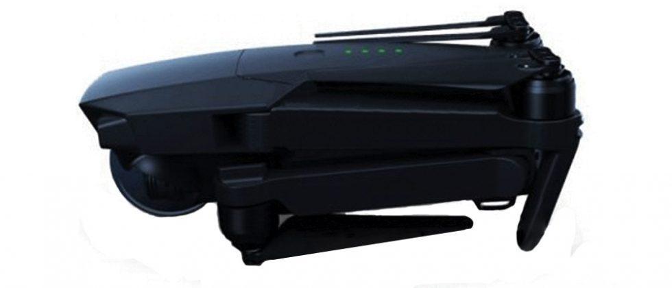 DJI Mavic foldable drone leaks to pre-empt GoPro's Karma