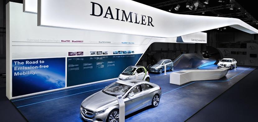 Mercedes parent Daimler has plans for at least 6 electric cars