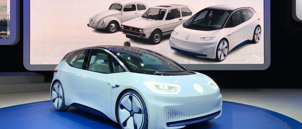 Meet Volkswagen I.D. – The EV future VW is betting on