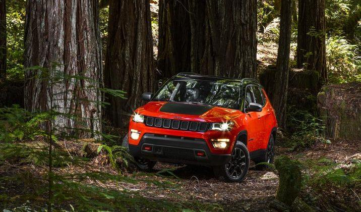 2018 Jeep Compass hits reboot on aging crossover