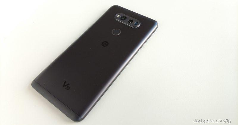 LG V20 is coming to major US carriers, question is when