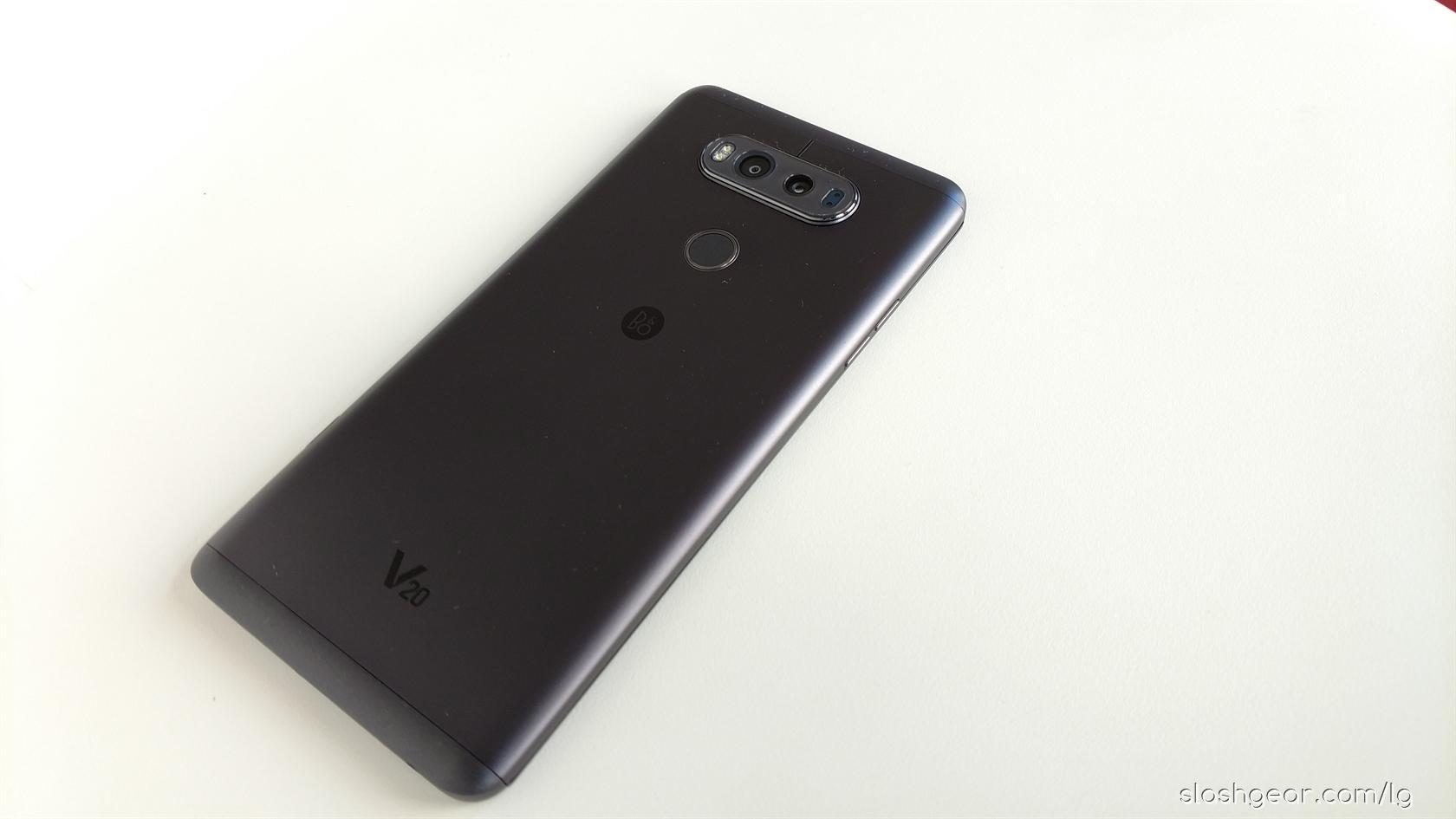 LG V20 first impressions: Refining what works - SlashGear