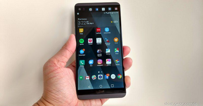 LG V20's  UX 5.0+ focuses on usability, performance