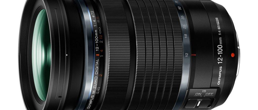 Olympus outs mighty 12-100mm f4.0 lens and more at Photokina 2016