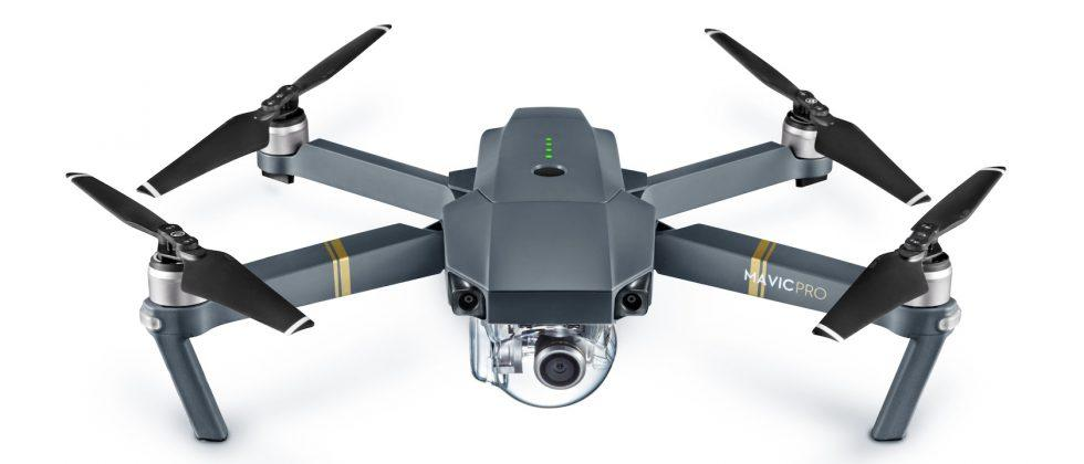 DJI Mavic Pro: Everything you need to know