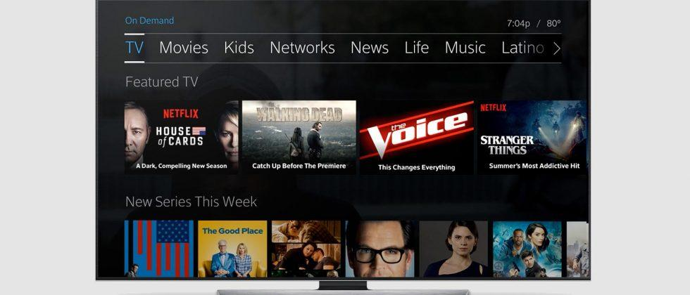 Comcast X1 Netflix beta app will launch this week