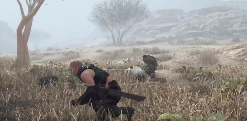 Metal Gear Survive gameplay footage revealed at Tokyo Game Show