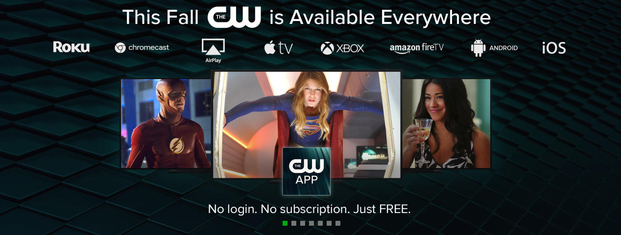 The CW prepares to launch subscription-free streaming