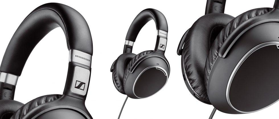 Sennheiser PXC 480 travel headphones boast hybrid active noise cancellation