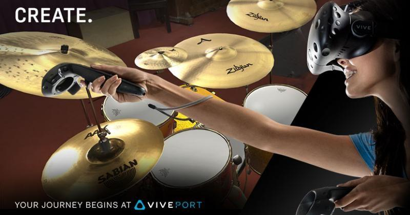 HTC Viveport launches globally with more than just VR games