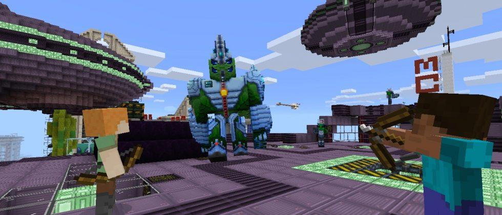 Minecraft Boss Update & Add-Ons to debut in October