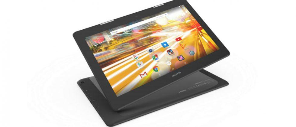 Archos 133 Oxygen with 13.3-inch 1080p screen wants to draw crowds