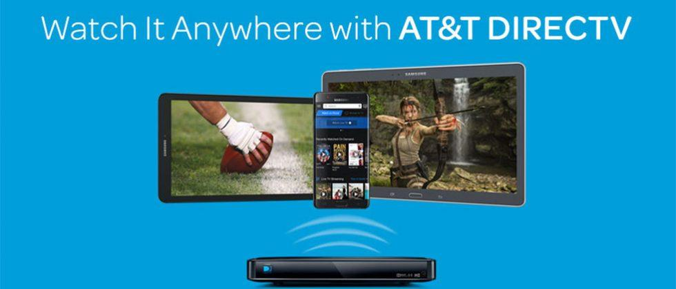 DirecTV app lets you watch TV content on AT&T with no data