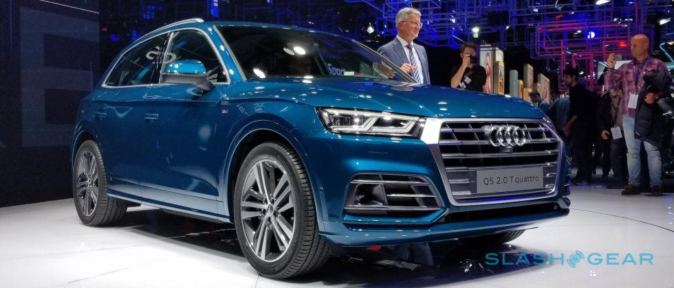 2018 Audi Q5 revealed with efficiency and tech upgrade