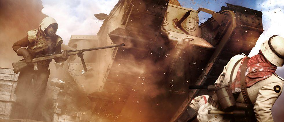Battlefield 1 beta becomes largest EA beta of all time with 13.2m players