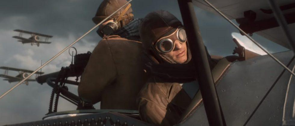 New Battlefield 1 trailer previews single-player campaign