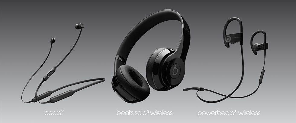 Beats by Dr. Dre rolls out new wireless headphones packing Apple W1 chip
