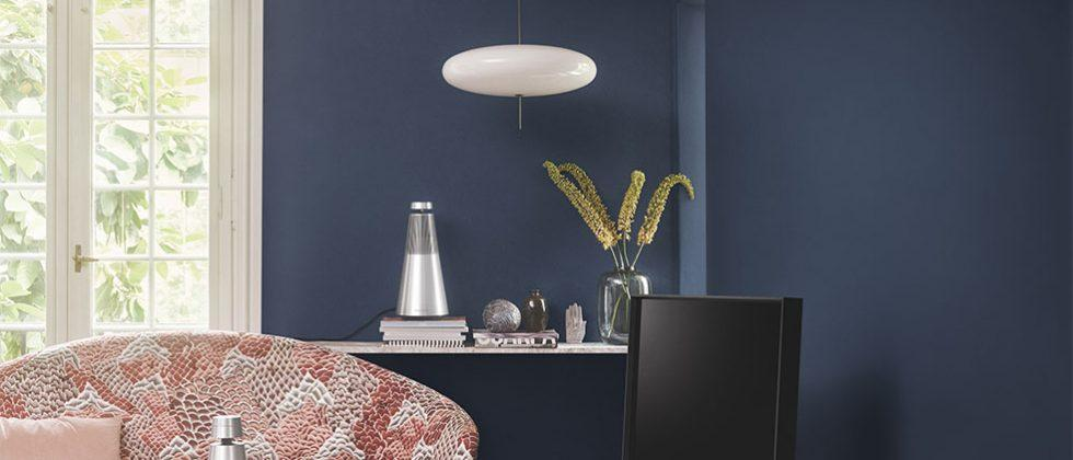 BeoSound 1and 2 wireless speakers rock 360-degree sound wherever you want it