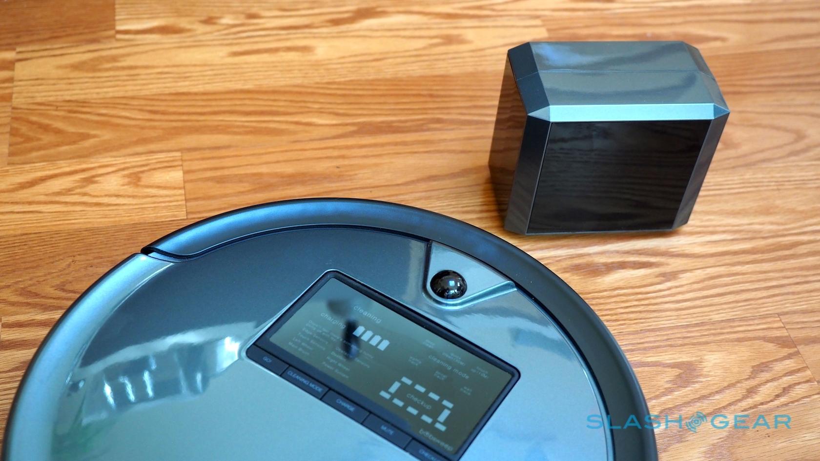 bObsweep PetHair Plus robot vacuum review - SlashGear