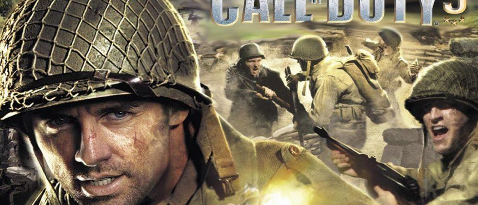 Call of Duty 3 gets Xbox One backwards compatibility