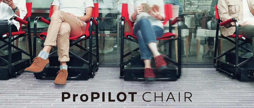 Nissan ProPILOT Chair uses autonomous tech for sitting in line