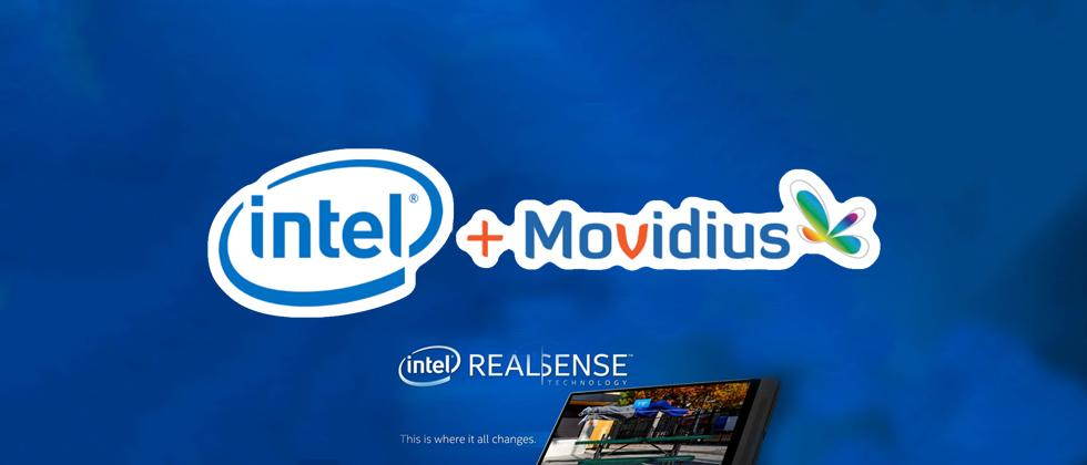 """Intel acquiring Movidius – may be their """"in"""" for Android over Qualcomm"""