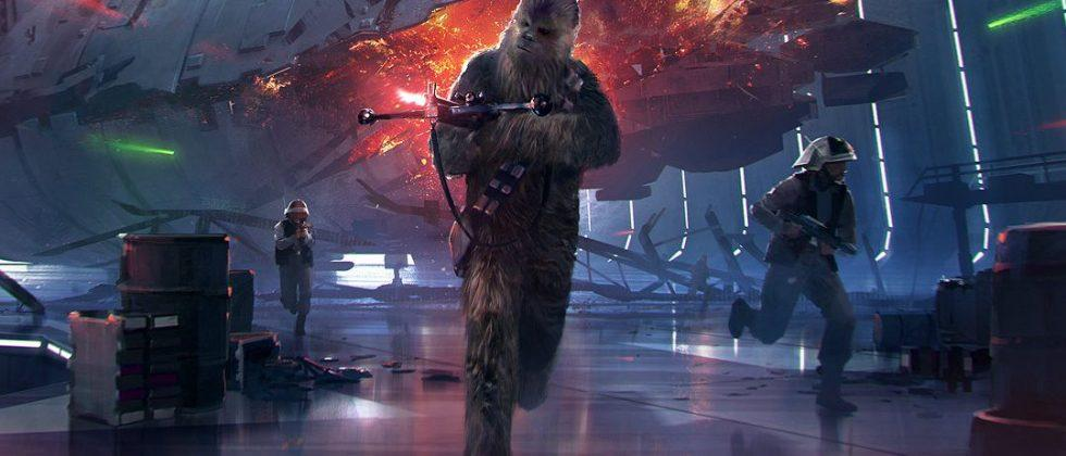 Star Wars Battlefront Death Star DLC gets release date and first gameplay trailer