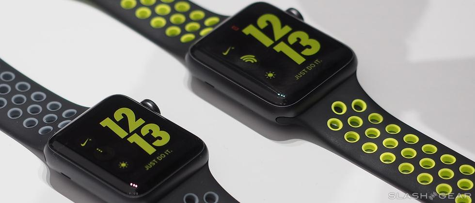 Apple Watch Nike Plus first-impressions and hands-on