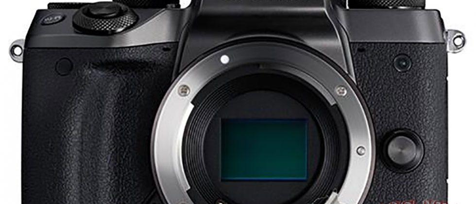 Canon EOS M5 specs and images leak packing 24.2MP APS-C CMOS