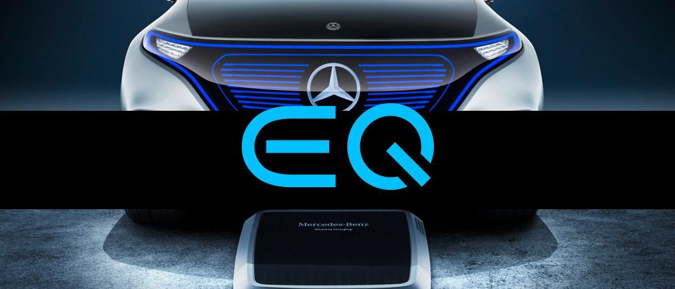 This is Mercedes-Benz EQ – the EV future of the brand